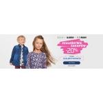 Coccodrillo: Szaleństwo Zakupów 20% zniżki na odzież dziecięcą