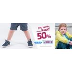 Coccodrillo: przy zakupie kurtki, 50% rabatu na buty