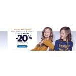Coccodrillo: 20% rabatu na koszulki, bluzy i swetry