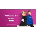 Coccodrillo: dodatkowe 10% rabatu do wyprzedaży odzieży dziecięcej