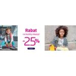 Coccodrillo: 25% zniżki na odzież dziecięcą