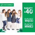 Coccodrillo: rabaty do 40%