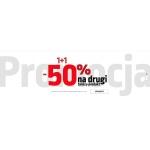 Coccodrillo: 50% zniżki na drugi produkt