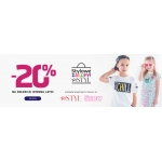 Coccodrillo: Stylowe Zakupy 20% rabatu na dziecięcą kolekcję wiosna-lato