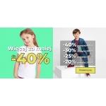 Coccodrillo: do 40% rabatu na odzież dla dzieci