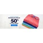 Coccodrillo: 50% zniżki na drugą sztukę koszulki polo