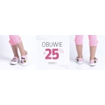 Coccodrillo: do 25% zniżki na obuwie dla dzieci