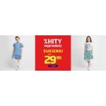 Coccodrillo: sukienki dziewczęce od 29,90 zł
