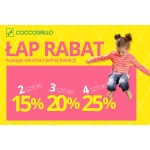 Coccodrillo: rabat do 25%