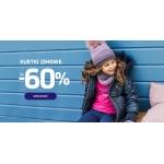 Coccodrillo: do 60% zniżki na dziecięce kurtki zimowe