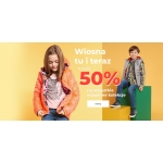 Coccodrillo: nawet 50% rabatu na wszystkie wiosenne kolekcje odzieży dla dzieci