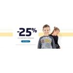 Coccodrillo: 25% zniżki na wybrane kolekcje dziecięce