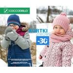 Coccodrillo: 30% zniżki na kurtki zimowe