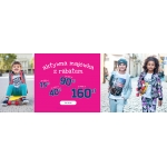 Coccodrillo: do 160 zł rabatu na odzież dla dzieci