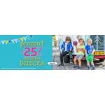 Coccodrillo: 25% zniżki na odzież dla dzieci na Dzień Dziecka