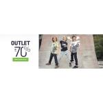 Coccodrillo: do 70% zniżki na odzież dziecięcą z outletu