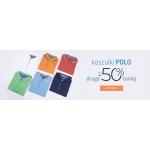 Coccodrillo: 50% zniżki na drugą koszulkę polo