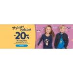 Coccodrillo: Stylowy Tydzień 20% rabatu na odzież dla dzieci