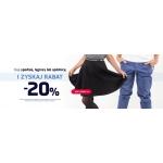 Coccodrillo: 20% zniżki na spodnie, leginsy i spódnice dziecięce