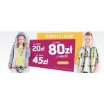 Coccodrillo: do 20% zniżki na odzież dziecięcą