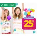 Coccodrillo: 25% zniżki na kolekcję wiosna lato 206