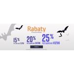 Coccodrillo: do 25% zniżki z okazji Halloween