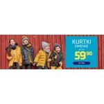Coccodrillo: dziecięce kurtki zimowe od 59,90 zł
