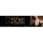 Coccola Jewellery: 20% rabatu na całą kolekcję biżuterii