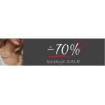 Coccola Jewellery: wyprzedaż do 70% rabatu na wybraną biżuterię