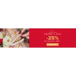 Coccola Jewellery: 25% rabatu na biżuterię
