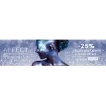 Cocolita: 25% zniżki na cały asortyment marki Affect
