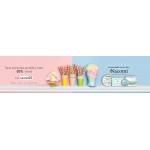 Cocolita: 25% zniżki na wszystkie kosmetyki marki Nacomi