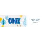 Congee: 10% rabatu na balony literki