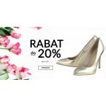 CoZaButy: z okazji Dnia Kobiet do 20% zniżki na buty damskie wybranych marek