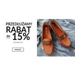 CoZaButy: do 15% zniżki na buty damskie i męskie