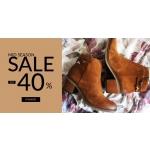 CoZaButy: wyprzedaż międzysezonowa do 40% zniżki na buty damskie, męskie i dziecięce