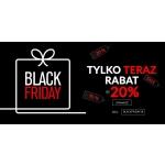 Black Friday CoZaButy: wyprzedaż do 20% zniżki na buty