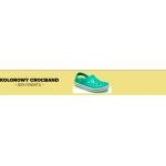 Crocs: 30% zniżki na obuwie damskie, męskie i dziecięce