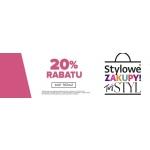 Crocs: Stylowe Zakupy 20% zniżki na obuwie damskie, męskie i dziecięce