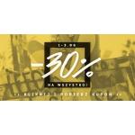Cropp: kupon rabatowy 30% zniżki na wszystko