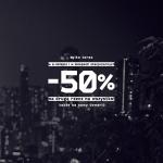 Cropp: 50% rabat na drugą rzecz