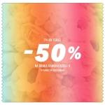 Cropp: 50% zniżki na drugą damską rzecz