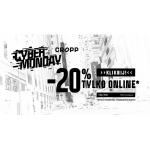 Cyber Monday Cropp: 20% zniżki na towar nieprzeceniony