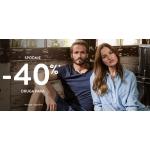 Cross Jeans: 40% rabatu na druga parę spodni