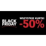 Black Friday w Cubus: 50% zniżki na kurtki