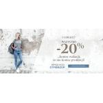 Czasnabuty: 20% zniżki na całą kolekcję obuwia damskiego, męskiego oraz dziecięcego