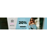 Czasnabuty: Stylowe Zakupy 20% rabatu  na obuwie damskie, męskie i dziecięce