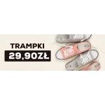 Czasnabuty: trampki w cenie 29,90 zł