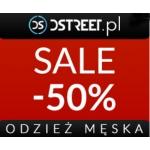 DStreet.pl: wyprzedaż odzieży męskiej do 50%
