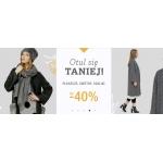 DaWanda: do 40% rabatu na płaszcze, swetry i szaliki